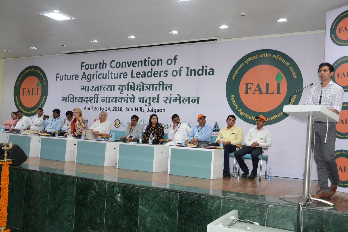 News at Jains - Amravati first in Innovative, Satara first in Agri